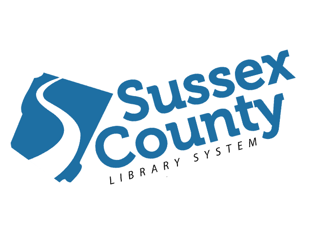 Sussex County Library System Logo